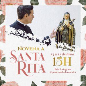 Novena a Santa Rita de Cássia Santa Rita de Cássia, advogada das causas impossíveis